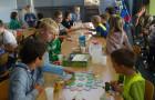 Druženje prvošolcev in njihovih prijateljev