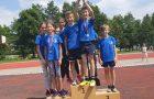 Področno tekmovanje v atletiki – troboj