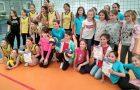 Področno tekmovanje v mini odbojki za deklice