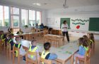 Sprejem prvošolcev na Podružnični OŠ Polica