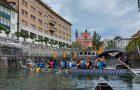 S kanujem in zmajskim čolnom po reki sedmerih imen